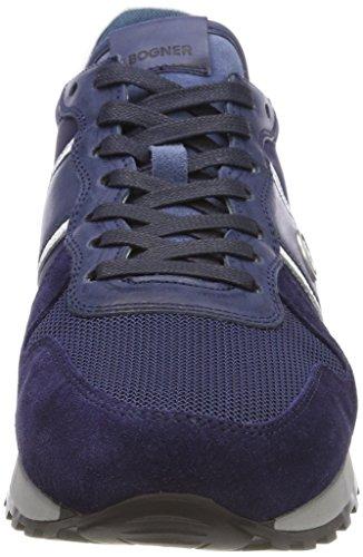 Bogner Meester Livigno 1a Sneaker Blauw (marine)