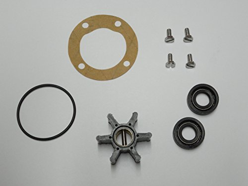 - StayCoolPumps Impeller Kit Replaces Westerbeke 32620 Sierra 23-3305