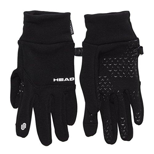 Head Unisex Digital Texting Running Gloves