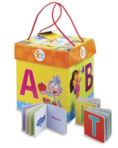 Download Nick Jr. ABC Block Books ebook