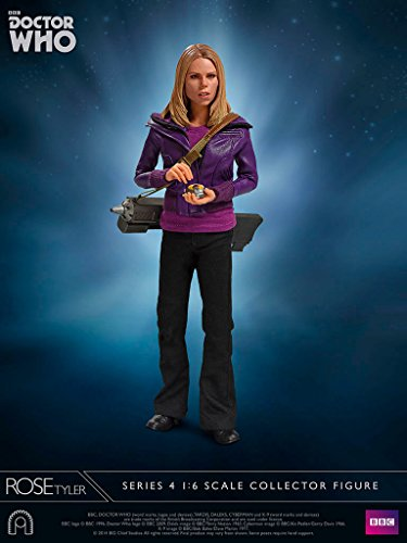 Big Chief Studios Doctor Who: Rose Tyler 1: 6 Scale Action Figure -