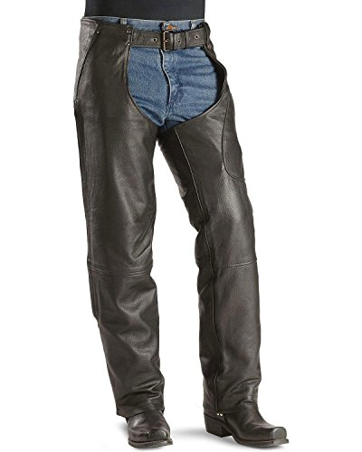 Milwaukee Motorcycle Clothing Company MMCC Gunslinger Unisex Chap (Motorcycle Protective Clothing)