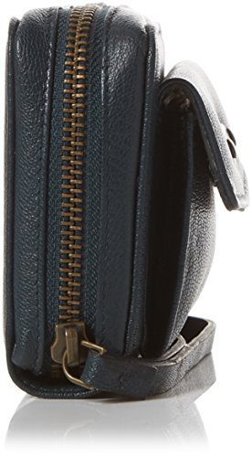 Fly London Damen Peny608fly Handgelenkstasche, Blau (Reef), 2 x 10 x 15 cm