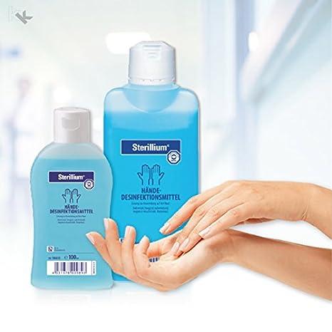 10 x 500 ml sterillium® Manos Desinfectante (: Amazon.es: Salud y cuidado personal