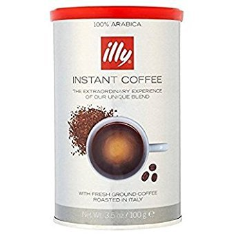 illy Instant Coffee 100g Review