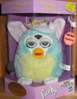 Special Limited Edition Easter Furby by Tiger