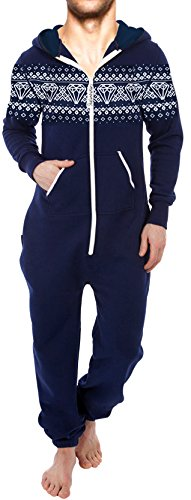 SkylineWears-Mens-Fashion-Onesie-Hooded-Jumpsuit-One-Piece-non-Footed-Pajamas