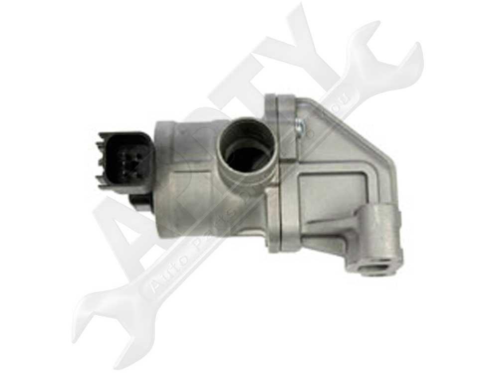 Replaces 214-2151, 12619110, 12583486 APDTY 022261 Secondary Air Injection Check EGR Valve Fits Select 2006-2009 Buick Rainier Chevrolet Trailblazer GMC Envoy Saab 9-7x