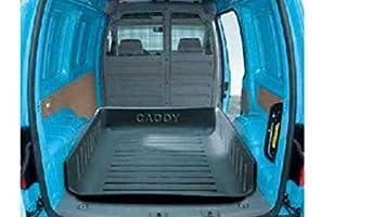 Vw Kofferraumwanne Caddy Kasten 04 Schwarzmit