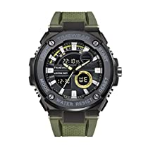 TIMEWEAR Limited Edition Analog Digital Sport Watch for Men