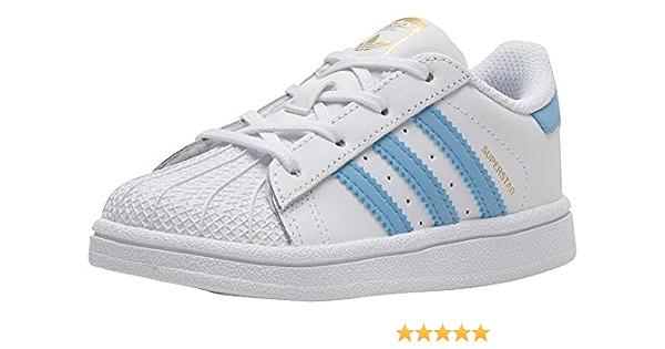 Injusto Excursión sí mismo  Amazon.com | adidas Kids Superstar I Sneaker | Sneakers