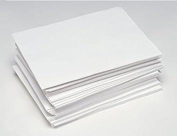 1000 hojas – A4 papel copia de color blanco 80 gsm fotocopia ...