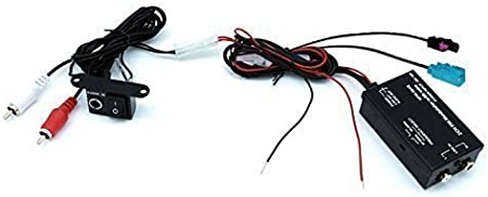 Image of con Cable Transmisor FM Modulador Aux Coche para iPod iPhone Mp3 Music by Connects2 FMMOD7 para Antena Fakra Entradas