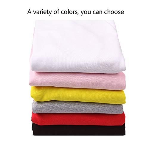 Otoño Larga Con 6 Colores Primavera El Cosido Cuello Sudaderas Amarillo Suéter Para La Y Capucha Mujeres Redondo De Ailj Ailjwy Manga 84xTBB