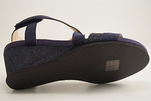 SWEET Women's Court Shoes Navy blue mlNAo2e