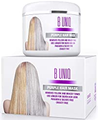 Purple Hair Mask for Blonde, Platinum & ...