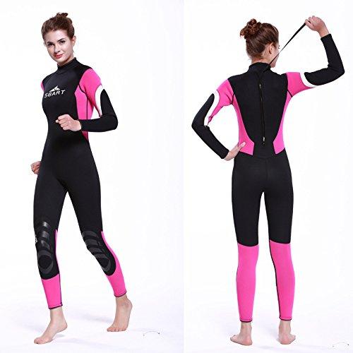 最も信頼できる ダイビングスーツ B07PHX477Y、3ミリメートル男性と女性のカップル長袖暖かい水泳サーフ服シャム屋外ダイビングスーツ Small|Pink B07PHX477Y Small Small|Pink Pink Small, (訳ありセール 格安):6e9bddd3 --- arianechie.dominiotemporario.com