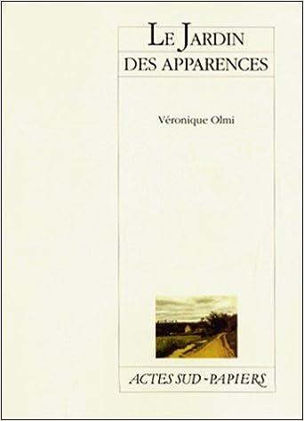 Téléchargement Le Jardin des apparences pdf, epub ebook