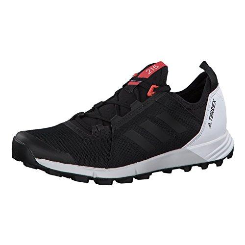 adidas Damen Terrex Agravic Speed Traillaufschuhe Schwarz (Cblack/Ftwwht Cblack/Cblack/Ftwwht)