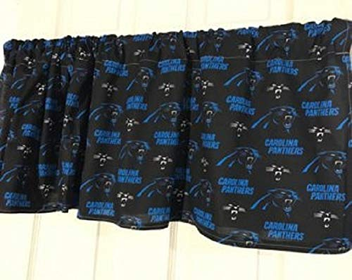 Carolina Panthers Valances Panthers Valance