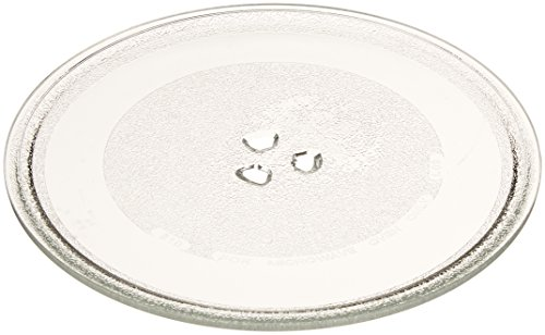 Emerson Microwave Glass Turntable Plate / Tray 10 in 203600 by Emerson