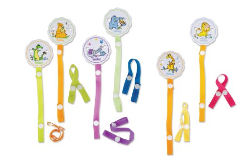 UPC 048526001804, Nuby Pacifinder, Colors May Vary