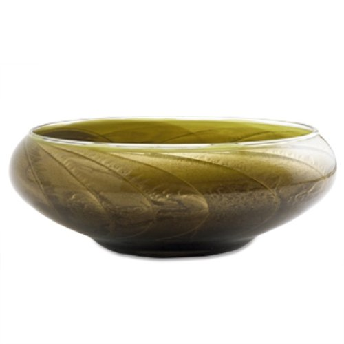 Northern Lights Candles Esque Polished Bowl - 8