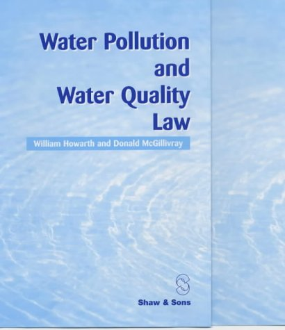Water Pollution and Water Quality Law