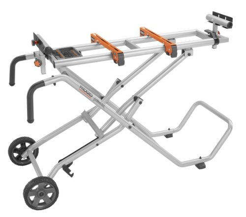 Stand Utility Vehicle (Ridgid Miter Saw Stand)