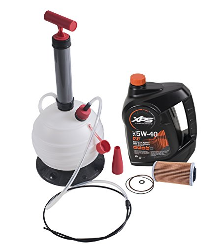 Oil Change Kit for Sea-Doo 4 Tec - 130hp, 155hp, 215hp, 230hp, 255hp, 260hp