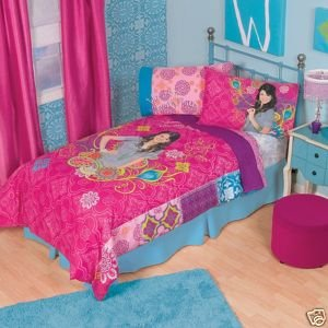 Wizards Of Waverly Place Bedding Double Bed Full Set With