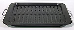 Kitchen Collection Non-Stick Broiler Pan - 08030