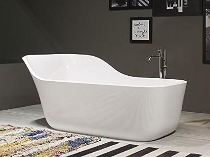Vasca Da Bagno Lupi : Antonio lupi wanda vasca da bagno wanda: amazon.it: fai da te