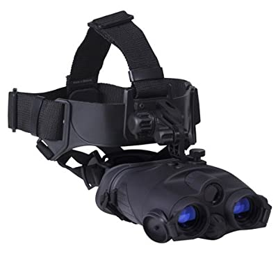 Firefield Tracker 1x24 Night Vision Goggle Binoculars from Sellmark Corporation :: Night Vision :: Night Vision Online :: Infrared Night Vision :: Night Vision Goggles :: Night Vision Scope