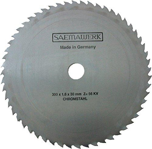 CV-Tischkreissägeblatt 300x30x1,6mm