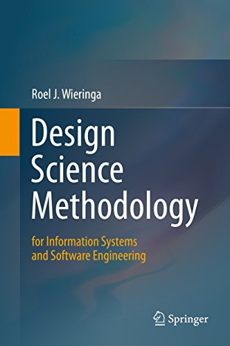 Download Design Science Methodology for Information Systems and Software Engineering Pdf