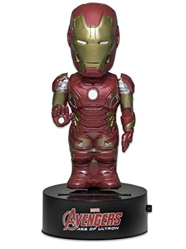 NECA Avengers Age of Ultron (Movie) - Body Knocker - Iron Man