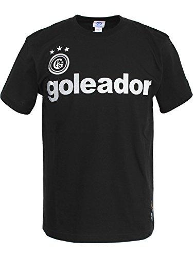 意味するプライバシーボイドgoleador(ゴレアドール) ブランドロゴTシャツ G-782