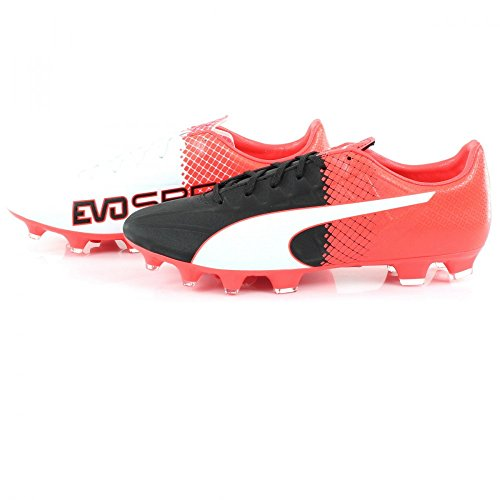 Evospeed Pour Puma De 5 4 Fg Football Rouge Hommes Chaussures wxf0qCgq