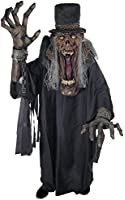 Rubie's Costume Co Men's Creature Reacher Deluxe Oversized Shady Slim Mask