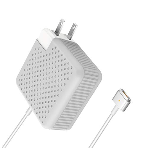 MITIME Compatible With MacBook Pro Charger 85W Mag Safe 2 T-Tip Power Adapter, Charger for MacBook Pro Retina 13''15''17'' and MacBook Air 11''13''-Mid 2012 to Mid 2015 Mac Models-Work with 45W, 60W & 85W by MITIME (Image #1)