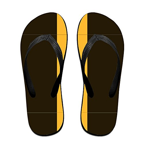 City Of Pittsburgh Flag Cozy Flip Flops For Children Adults Men And Women Beach Sandals Pool Party Slippers]()