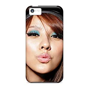 linJUN FENGFor Sweet Kiss Girl Protective Case Cover Skin/iphone 5/5s Case Cover