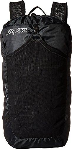 JanSport Unisex Sinder 20 Backpack Black/Grey Tar Backpack