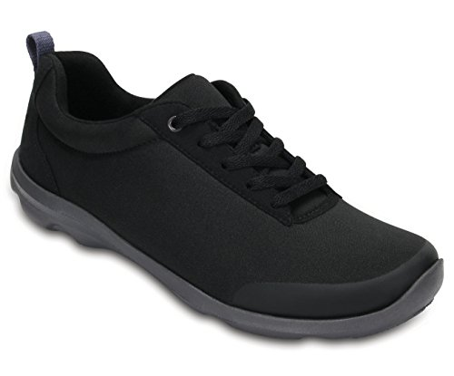 crocs Busy Day Stretch Lace-Up Black 37-38