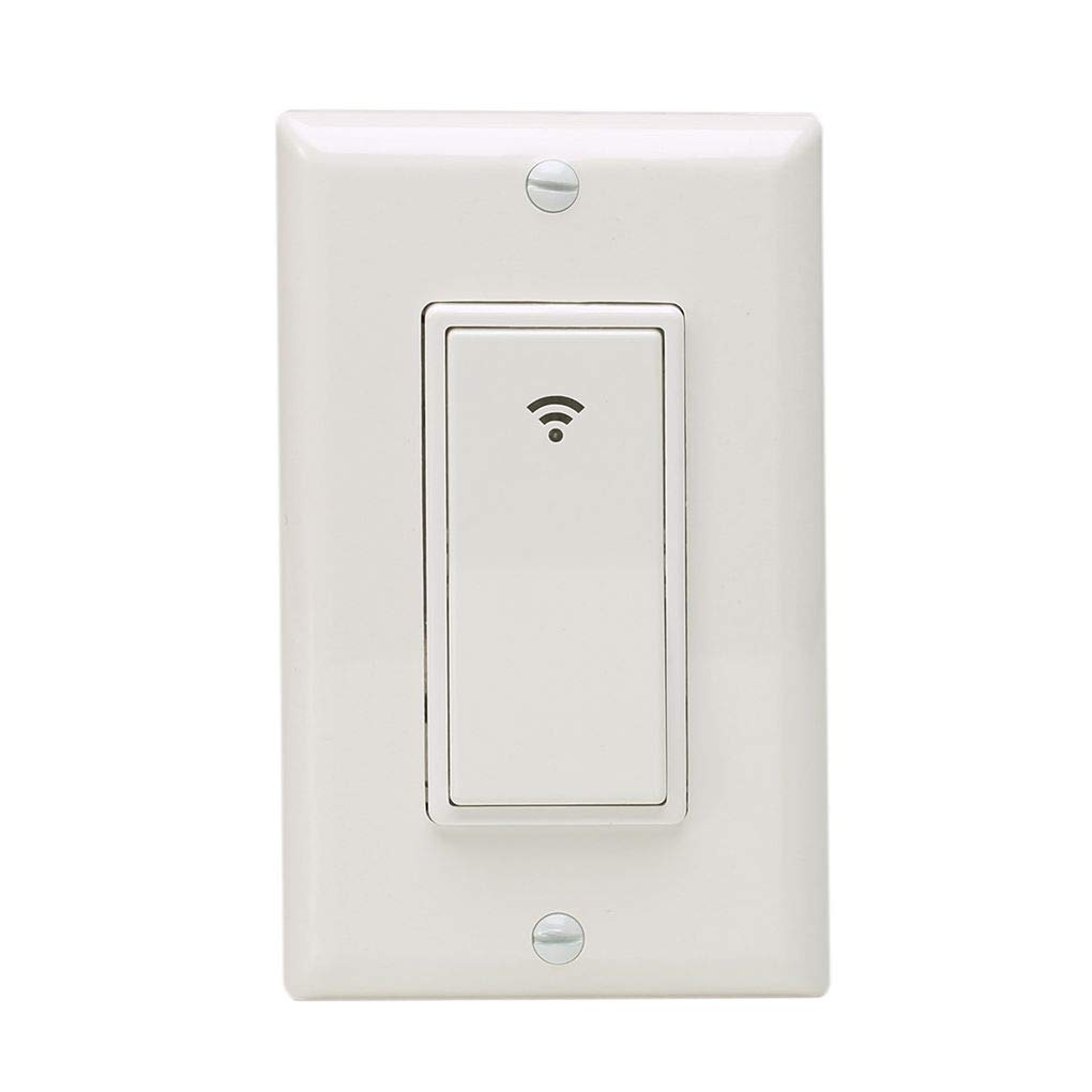 Type 1/2/3 Gang AC 100-240V Smart WiFi LED Light Switch Wall Panel Mobile APP Remote Control for Alexa Stevlogs