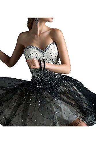 Milano Bride Amazing ALinie HerzAusschnitt Abendkleider ...