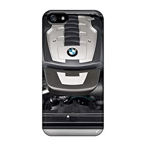 Rosesea Custom Personalized Awesome Bmw 6 Series Engine Flip Cases With Fashion Design For Iphone 5 5s