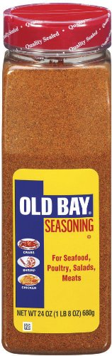Old Bay Seasoning, 24-Ounce Plastic Canister (Pack of 3) - Old Bay Seasoning