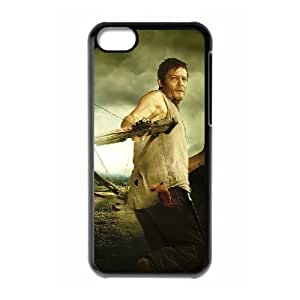 C-EUR Print The Walking Dead Pattern Hard Case for iPhone 5C by Maris's Diary